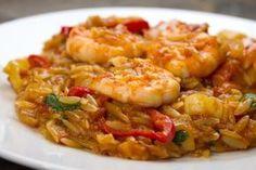 cucina caruso - Part 17 Greek Recipes, Fish Recipes, Seafood Recipes, Vegan Recipes, Cookbook Recipes, Cooking Recipes, Greek Cooking, Weird Food, Dinner Menu