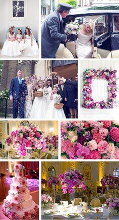 Luxury Wedding Flowers and Quality Wedding Florist in London, UK | Philippa Craddock Flowers