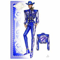 Atelier Versace, Drawings