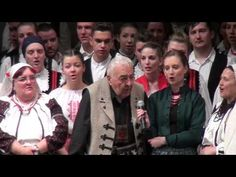 Isten éltesse Kallós Zoltánt 90-edik születésnapján - YouTube