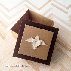 Falk Brito Origami: Caixinha Divino Espírito Santo...
