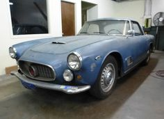 Unrestored: Maserati 3500GT Coupe - http://barnfinds.com/unrestored-maserati-3500gt-coupe/