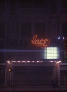 "Vicky Moon - ""Expired L.A. is an on going series of my exploration of Los Angeles at night"""