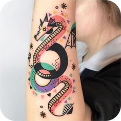 Tattoos on back Tattoo Drawings, Body Art Tattoos, Small Tattoos, Cool Tattoos, Tatoos, Tattoos Geometric, Body Modifications, Get A Tattoo, Tattoo Arm