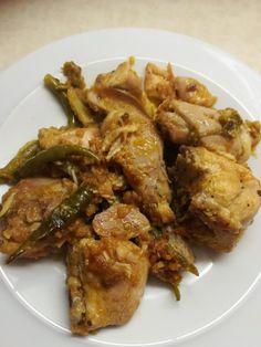 Chicken Karahi Pakistani - Tasty Dinner Recipes - Step By Step Chicken Karahi, Recipe Steps, Delicious Dinner Recipes, Allrecipes, Chicken Wings, Pakistani, Tasty, Cooking, Food