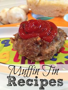 Great muffin tin recipes your kids will love, and you will love how quickly they cook!!