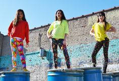 Che Rie – Fashion Leggings for Girls and Moms on Bellissima Kids