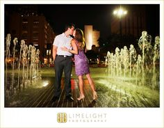 Limelight Photography, www.stepintothelimelight.com, Curtis Hixon Park, Engagement