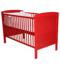 Grace's new crib