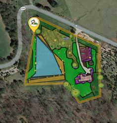 Another excellent YardMap. They have features promoting a sustainable lifestyle--extensive vegetable gardens, composting system, solar hot water, and an on-site pond. At the same time they are supporting birds with layered habitat, various nest boxes, and native plants for foraging. To learn more: http://app.yardmap.org/map/L2943339