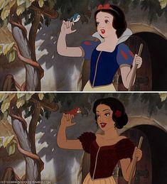 Disney Princess Art   POPSUGAR Love & Sex