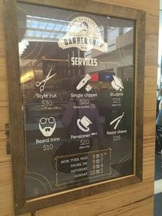 Image result for best barber shop design
