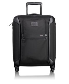 True to tumi's heritage of innovation and the future of advanced travel design, this lightweight 4-wheel case combines hardside protection with our modern, iconic ballistic