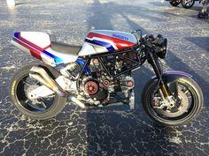 Moto Corse Custom Cafe Racer