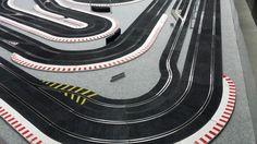 Salida de boxes circuito digital en Zeneta, Murcia