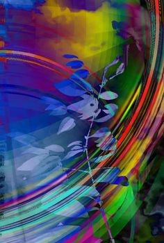 Organic rainbow