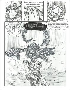 NaLu  My Baby Dragon - My Pet Princess  Chap7 Pg4 by Inubaki.deviantart.com on @DeviantArt