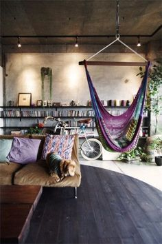 If I had room, I'd have one just like this in my bedroom