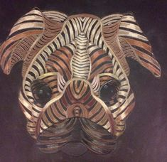 Cross contour animals