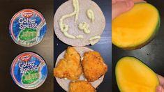 ASMR JELLY MANGO CUTTING  BURGER (REAL SOUND) Asmr, Jelly, Mango, Channel, Make It Yourself, Desserts, Food, Manga, Tailgate Desserts
