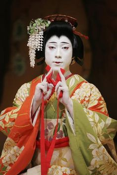 sewamono kabuki - Google Search