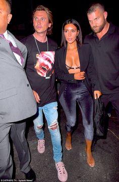 Kim Kardashian 07/10/17