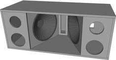 Sombox, artigos, dicas, novidades, motagens, projetos de caixas de som. Subwoofer Box Design, Speaker Box Design, Horn Speakers, Diy Speakers, 12 Inch Speaker Box, Custom Car Audio, House Makeovers, Speaker Plans, Speaker Mounts