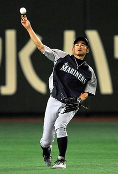 Ichiro and the Mariners open the 2012 baseball season in Japan against the Oakland A's.