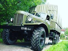 ZIL 157 #amozil #russiantruck #soviettruck #truck #zil #zil157