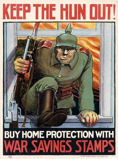 World War I Propaganda Posters | Cincinnati Museum Center