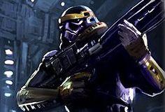 Modèle spécifique de Dark Trooper spécialisé pour les opérations d'abordage de vaisseaux ennemis
