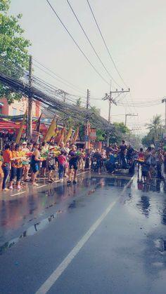 Samui Songkran festival 2014 Songkran Festival, Dolores Park, Thailand, World, Travel, Viajes, Destinations, The World, Traveling