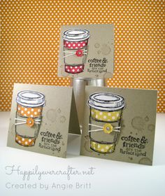 Happily Ever Crafter: Perfect Blend~Stampin' Up! Demonstrator; Angie Britt