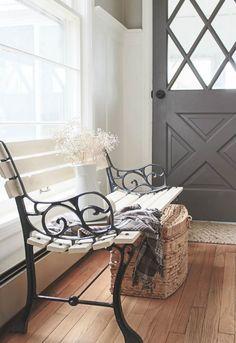 Farmhouse entryways using Chalk Paint®