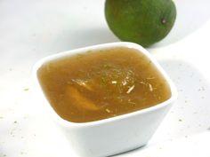 Dulceata de pepene galben cu lime si ghimbir Palak Paneer, Cantaloupe, Jelly, Pudding, Fruit, Ethnic Recipes, Gem, Desserts, Food