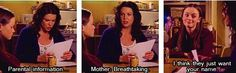 Gilmore Girls Lorelai & Rory; Mother.. .Breathtaking. I just think they want you name.