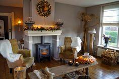 Kerstspecial: binnenkijken bij Bart en Yvonne op www.dewemelaer.nl. #kerst #inspiratie #interieur