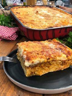 Cookbook Recipes, Cooking Recipes, Middle East Food, Greek Recipes, Types Of Food, Lasagna, Recipies, Food Porn, Food And Drink