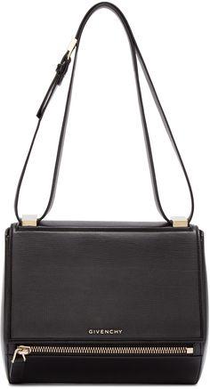 Givenchy - Black Pandora Box Bag