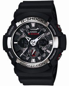 black G-Shock Watches