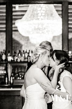 Same sex marriage downtown wedding, kansas city wedding photography, wedding photographer, wedding portraiture, documentary style, bride, brides, ceremony, vows, the kiss