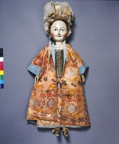 Place of origin:      London, England (made)     Date:      1690-1700 (made)     Artist/Maker:      Unknown (production)Doll's cap | V&A Search the Collections