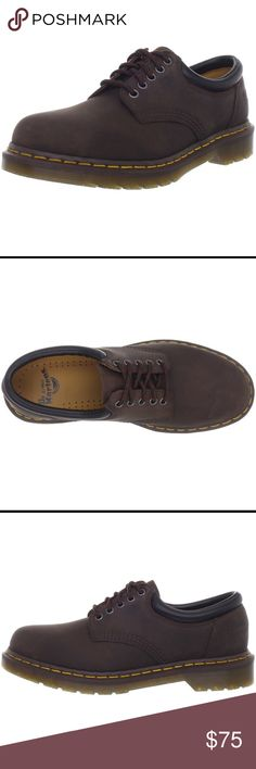 Dr. Martens unisex 8053 oxford Dr. Martens unisex 8053 oxford NEW Leather  AirWair sole