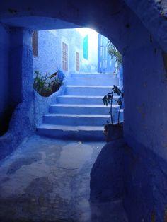 Medina blava de Xauen (Chauen)