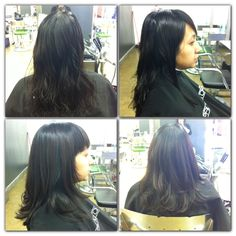 beyond style hair salon before and after locks for donation pixie cut by 4627