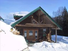 Cosy Log Cottage in Peaceful Location #227891 #vacation #rental #travel #vrbo