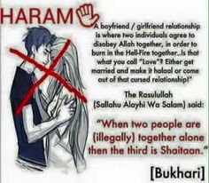 """The Prophet of Allah ﷺ Said; """"There is nothing better for two who love each other than marriage."""" [Sahih Al-Jami n° 5200]"""
