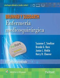 Brunner y Suddarth: Enfermería medico-quirúrgica. 12ª ed. actualizada. http://kmelot.biblioteca.udc.es/record=b1548843~S12*gag http://thepoint.lww.com/Book/Show/357911