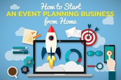 Things to Consider When Setting Up Your Own #eventplanning Business From Home #eventprofs