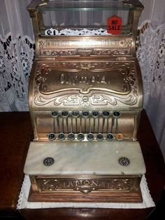 Electronics, Cars, Fashion, Collectibles, Coupons and Vintage Cash Register, Bank Safe, Time Clock, Radios, Coupons, Gun, Stamps, Decorative Boxes, Brass